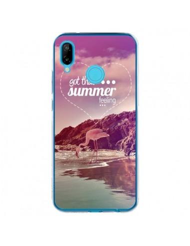 Coque Huawei P20 Lite Summer Feeling _té - Eleaxart