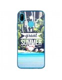 Coque Huawei P20 Lite Have a Great Summer Eté - Eleaxart