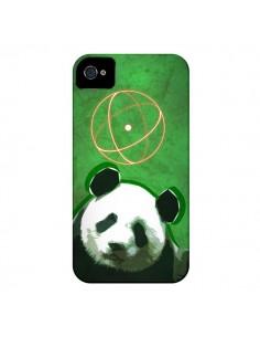 Coque Panda Spirit pour iPhone 4 et 4S - Jonathan Perez