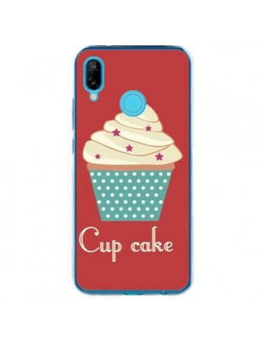 Coque Huawei P20 Lite Cupcake Creme - Léa Clément