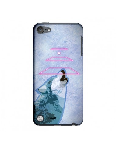 Coque Loup Wolf Spirit pour iPod Touch 5 - Jonathan Perez