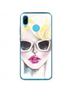 Coque Huawei P20 Lite Blonde Chic - Elisaveta Stoilova