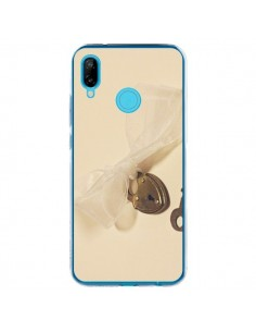 Coque Huawei P20 Lite Key to my heart Clef Amour - Irene Sneddon