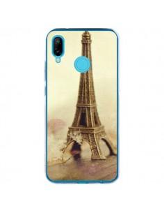 Coque Huawei P20 Lite Tour Eiffel Vintage - Irene Sneddon