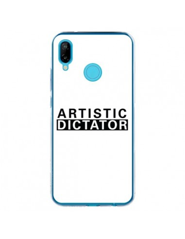 Coque Huawei P20 Lite Artistic Dictator Black - Shop Gasoline