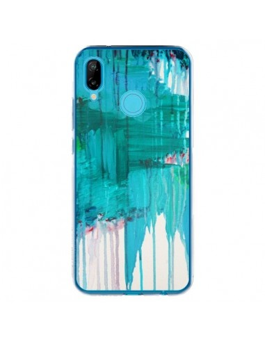 Coque Huawei P20 Lite Blue Monsoon - Ebi Emporium