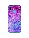 Coque Huawei P20 Lite Radiant Orchid Galaxy Paillettes - Ebi Emporium