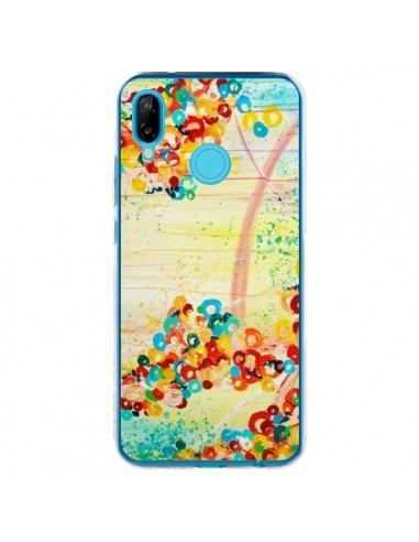Coque Huawei P20 Lite Summer in Bloom Flowers - Ebi Emporium