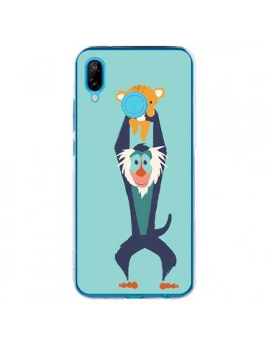 Coque Huawei P20 Lite Futur Roi Lion King Rafiki - Jay Fleck
