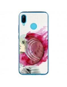 Coque Huawei P20 Lite Bright Pink Femme - Jenny Liz Rome