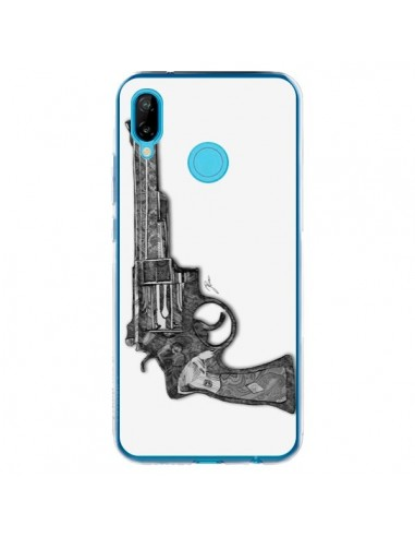 Coque Huawei P20 Lite Revolver Designer - Jenny Liz Rome