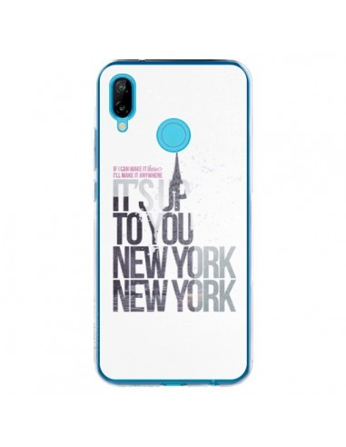 Coque Huawei P20 Lite Up To You New York City - Javier Martinez