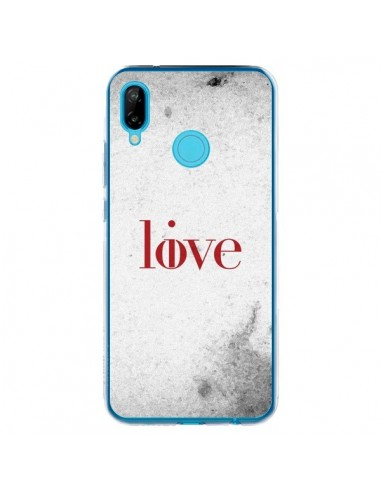 Coque Huawei P20 Lite Love Live - Javier Martinez