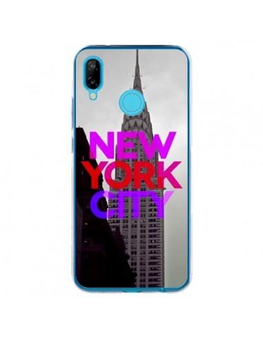 Coque Huawei P20 Lite New York City...