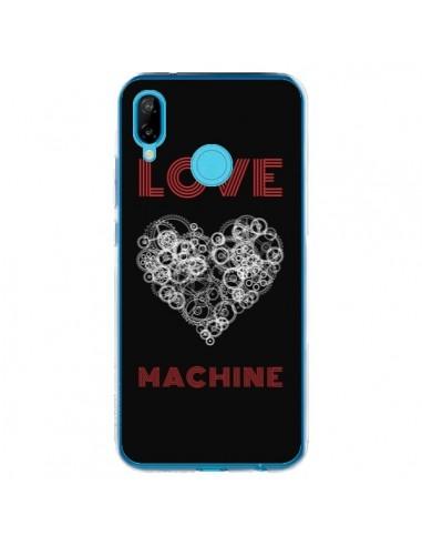 Coque Huawei P20 Lite Love Machine Coeur Amour - Julien Martinez