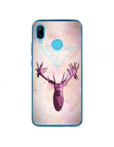 Coque Huawei P20 Lite Cerf Deer Spirit - Jonathan Perez