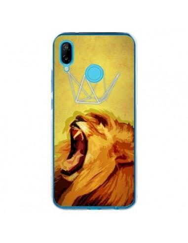 Coque Huawei P20 Lite Lion Spirit - Jonathan Perez