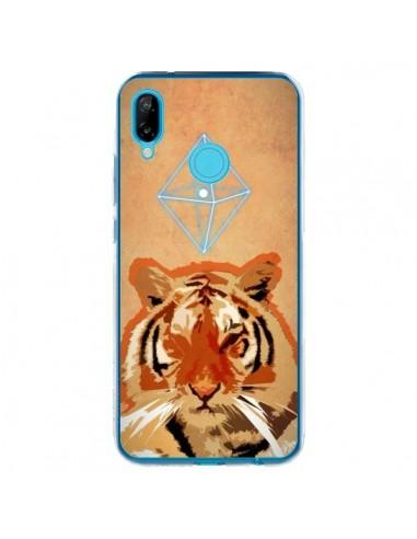 Coque Huawei P20 Lite Tigre Tiger Spirit - Jonathan Perez