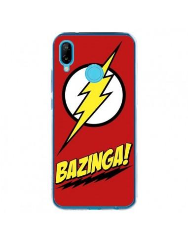 Coque Huawei P20 Lite Bazinga Sheldon The Big Bang Theory - Jonathan Perez