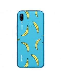 Coque Huawei P20 Lite Bananes Bananas Fruit Transparente - Dricia Do