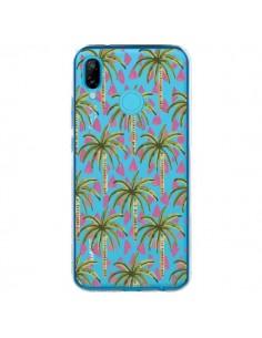 Coque Huawei P20 Lite Palmier Palmtree Transparente - Dricia Do
