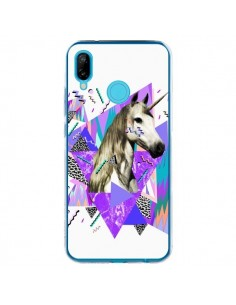Coque Huawei P20 Lite Licorne Unicorn Azteque - Kris Tate