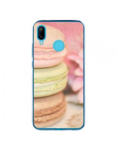 Coque Huawei P20 Lite Macarons - Lisa Argyropoulos