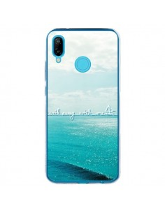 Coque Huawei P20 Lite Sail with me - Lisa Argyropoulos