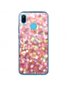 Coque Huawei P20 Lite Paillettes Pinkalicious - Lisa Argyropoulos