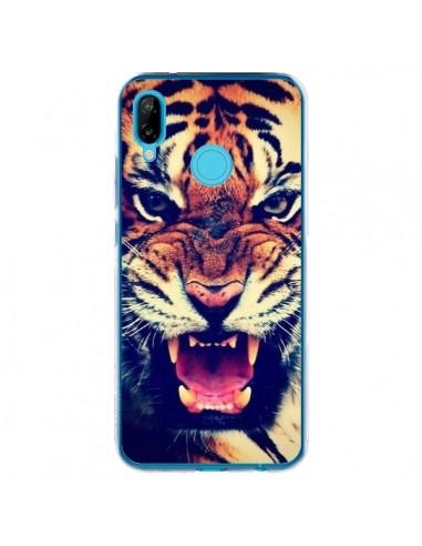 Coque Huawei P20 Lite Tigre Swag Roar Tiger - Laetitia
