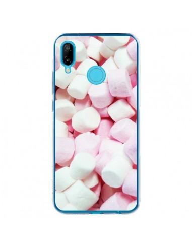 Coque Huawei P20 Lite Marshmallow Chamallow Guimauve Bonbon Candy - Laetitia