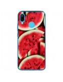 Coque Huawei P20 Lite Pastèque Watermelon Fruit - Laetitia