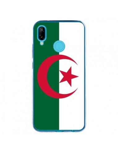 Coque Huawei P20 Lite Drapeau Algérie Algérien - Laetitia