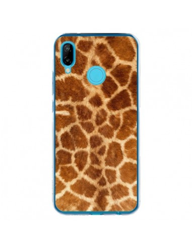 Coque Huawei P20 Lite Giraffe Girafe - Laetitia