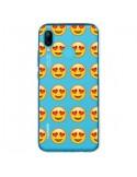 Coque Huawei P20 Lite Love Amoureux Smiley Emoticone Emoji Transparente - Laetitia