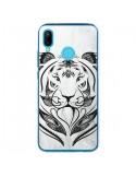 Coque Huawei P20 Lite Tattoo Tiger Tigre - LouJah