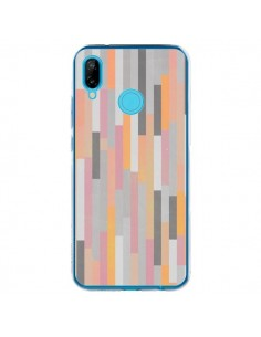 Coque Huawei P20 Lite Bandes Couleurs - Leandro Pita