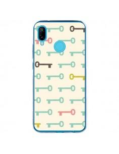 Coque Huawei P20 Lite Clefs Keys - Leandro Pita