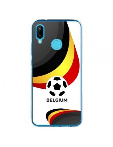 Coque Huawei P20 Lite Equipe Belgique Football - Madotta