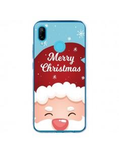 Coque Huawei P20 Lite Bonnet du Père Noël Merry Christmas - Nico