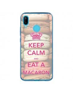 Coque Huawei P20 Lite Keep Calm and Eat A Macaron - Nico
