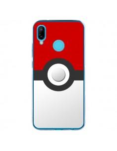 Coque Huawei P20 Lite Pokemon Pokeball - Nico
