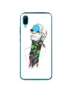 Coque Huawei P20 Lite Karl Lagerfeld Fashion Mode Designer - Percy