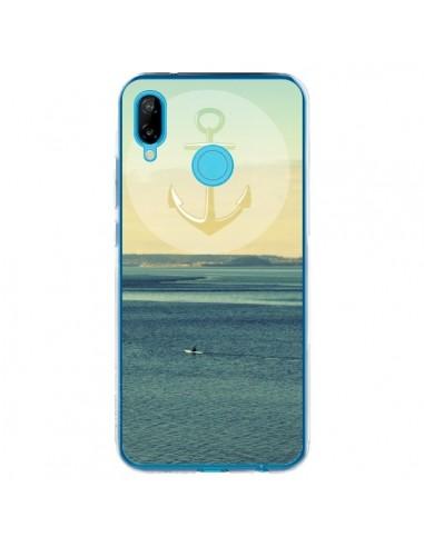 Coque Huawei P20 Lite Ancre Navire Bateau Summer Beach Plage - R Delean