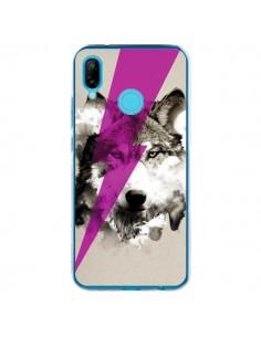 Coque Huawei P20 Lite Wolf Rocks - Robert Farkas