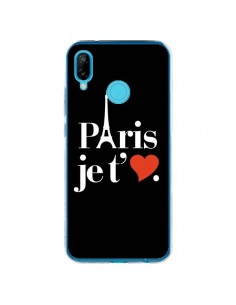 Coque Huawei P20 Lite Paris je t'aime - Rex Lambo
