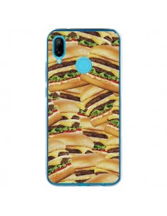 Coque Huawei P20 Lite Burger Hamburger Cheeseburger - Rex Lambo