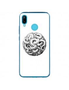 Coque Huawei P20 Lite Boule Tentacule Octopus Poulpe - Senor Octopus