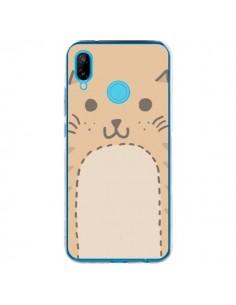 Coque Huawei P20 Lite Big Cat chat - Santiago Taberna