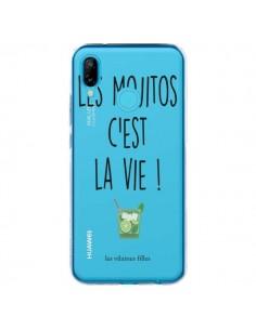 Coque Huawei P20 Lite Les Mojitos, c'est la vie Transparente - Les Vilaines Filles
